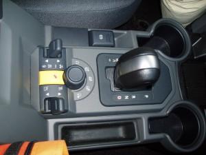 Land Rover Discovery 3 pook en bediening