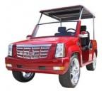 Cadillac Escalade golfkarretje