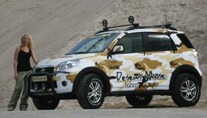 Daihatsu Terios Desert Mouse autogas