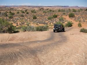 Sand Flats Recreation Area, Moab