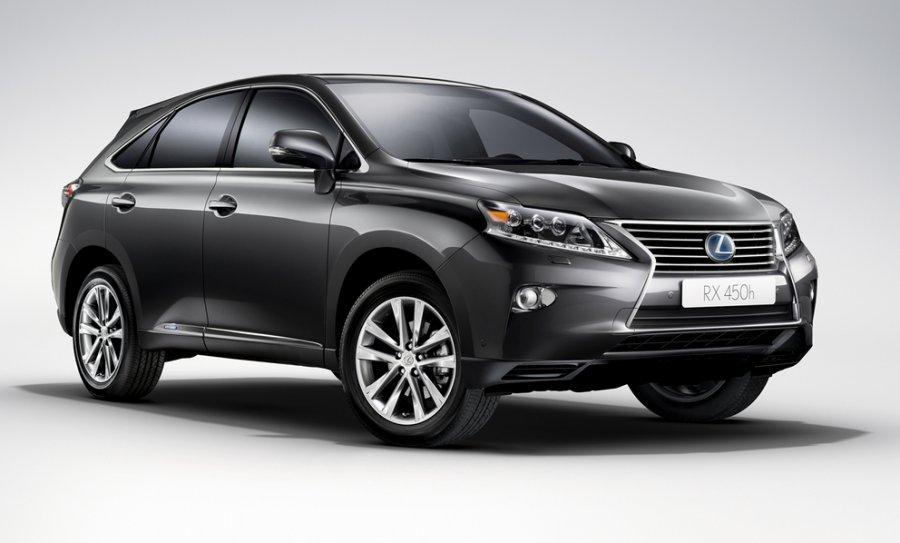 Lexus Levert 500 000ste Hybride 4x4site Nl