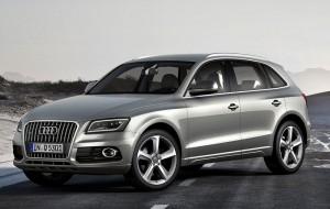 Audi Q5 2012 zuiniger
