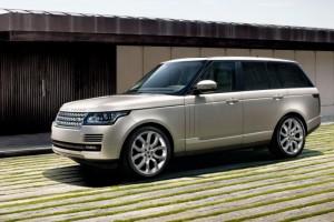 Nieuwe Range Rover