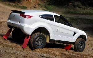 HRX Ford Dakar 2013 - ontwikkelingsfase