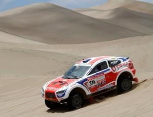 HRX Ford Dakar 2013 - Riwald