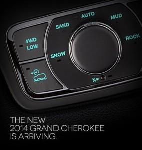 Geneve 2013 Jeep Grand Cherokee