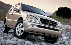 Onderdelen voor Mercedes ML