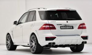 BRABUS B63S - 700 WIDESTAR