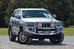 ARB bull bar voor Jeep Grand Cherokee