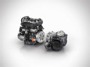 Volvo XC90 motor