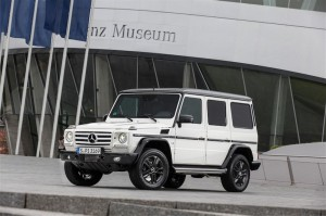 Mercedes-Benz G Edition 35