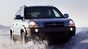Hyundai Tucson 2005