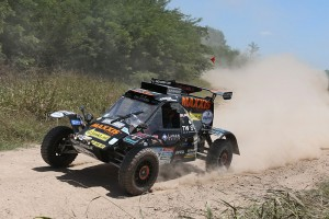 Tim Coronel Maxxis buggy