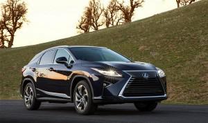 Lexus RX 2015 voor