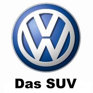 das suv: Volkswagen Golf SUV?