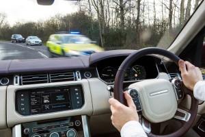 Land Rover autonoom rijden