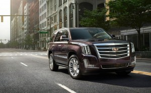bucket list Cadillac Escalade