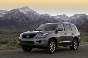 bucket list Lexus LX 570