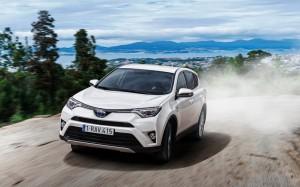 Toyota RAV4 hybrid prijzen