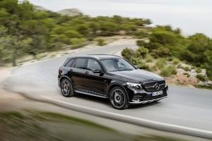 Mercedes-Benz GLC 43 AMG 2016