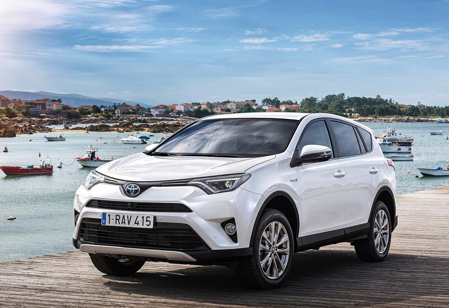 Autotest – Toyota RAV4 Hybrid Executive Business