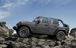 Jeep Wrangler Unlimited 2016 USA
