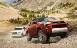 Toyota 4Runner 2016 USA