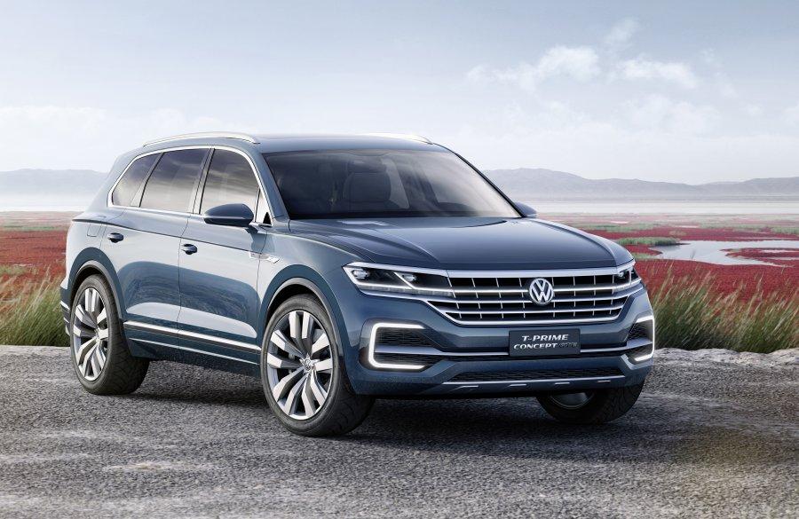 Volkswagen T-Prime Concept GTE is studiemodel voor fullsize SUV