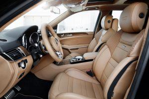 BRABUS 850 XL Mercedes-Benz GLS 63 AMG
