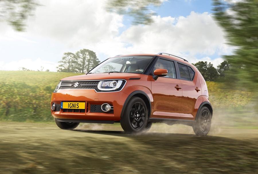 Suzuki Ignis vanaf € 14.499,-
