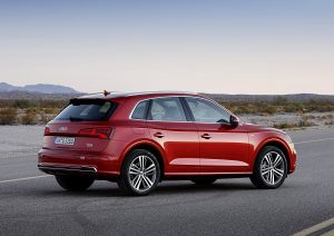Audi Q5 launch edition