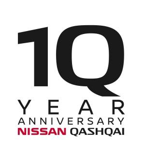 Nissan QASHQAI 10 jaar