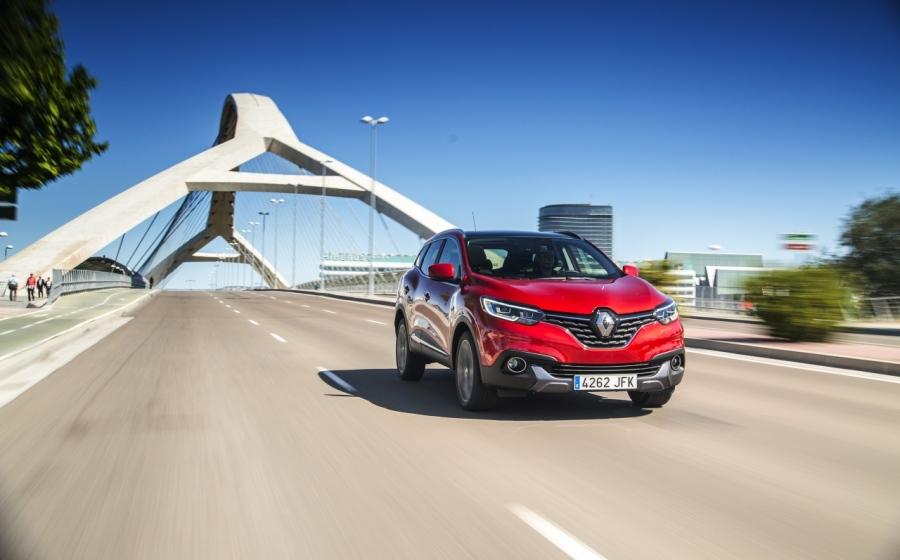 Renault Kadjar met nieuwe ENERGY TCe 165 benzinemotor