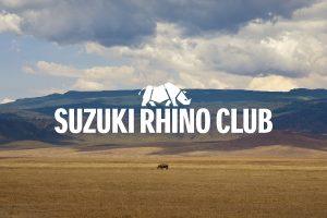 Suzuki Rhino uitvoeringen