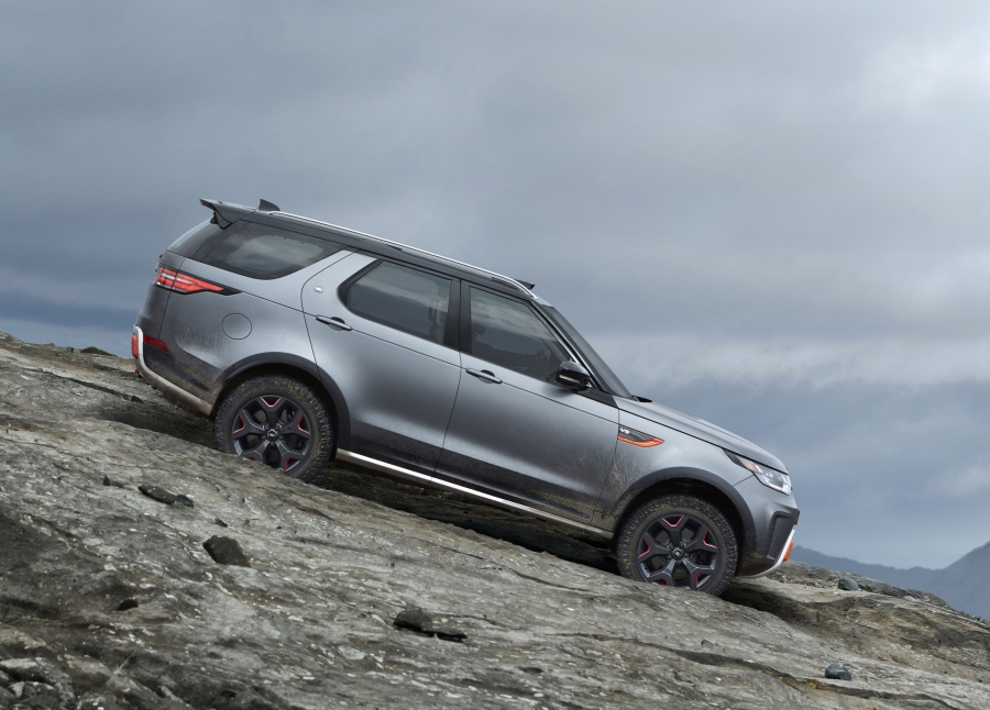 Discovery SVX: ultieme all‑terrain Land Rover