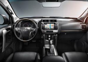 Toyota land cruiser IAA 2017 2018