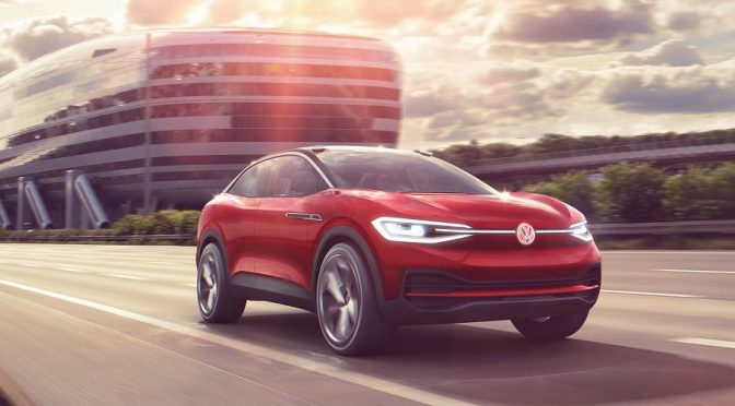 De elektrische SUV van Volkswagen: I.D. CROZZ II