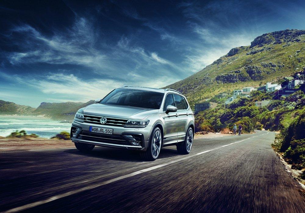 VW Tiguan Allspace extra complete Business-uitvoeringen