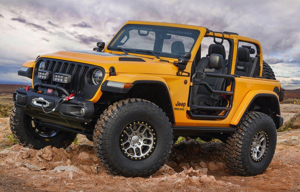 Easter Jeep Safari 2018