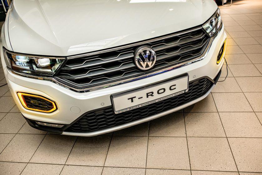 Volkswagen T-Roc: de voordelen